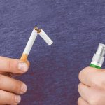 smoke out สเปรย์เลิกบุหรี่
